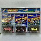 Hot Wheels Bandai Charawheels Lupin The Third III Castle Of Cagliostro Fiat 500