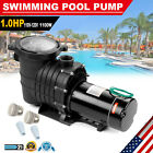 110 120V 1HP Inground Swimming Pool pump motor Strainer For Hayward Replacement