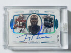 2020 Panini Flawless Football 1 1 Jerry Rice Auto. 1 Of 1 Jerry Rice Autograph.