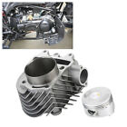 Cylinder And Head 61mm Alloy Big Bore Kit GY6 150cc Scooters Mopeds Perform HH
