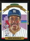 Dave Winfield Cards, Rookie Cards and Autographed Memorabilia Guide 49