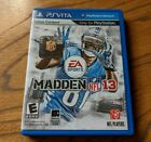 Madden 12 Hall of Fame Edition Swag Includes Autographed Marshall Faulk Card 21