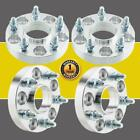 4X 1 HUB CENTRIC Wheel Spacers 5X45  661MM Fits For Infiniti G35 G37 FX50