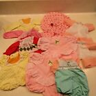 Vintage New STRAWBERRY SHORTCAKE DOLL CLOTHES 80s ALL UNUSED EXCELLENT MINT