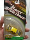 Racing Champions Fast and the Furious series 4 1995 Volkswagen Jetta Yellow