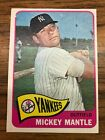 Comprehensive Guide to 1960s Mickey Mantle Cards 147