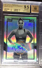 RONDA ROUSEY 2017 TOPPS CHROME UFC AUTOGRAPH # 5 BGS 9.5 10 * Pop 2 None Higher