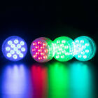 Underwater Swimming Pool Light RGB LED for Pond Party Garden Hot Tub Decor Lamp