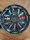 Lot of Vintage 1960s  1970s Redline Hot Wheels With 1968 Super Rally Case