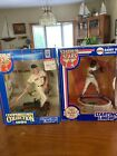 1994 BARRY BONDS and 1998 TED WILLIAMS. Kenner Starting Line Up.