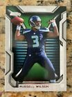 Russell Wilson Hobby Thick Rookie Card 2012 Topps Strata Football #29 Seahawks