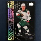 Top Kirill Kaprizov Rookie Cards to Collect 29