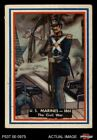 1953 Topps Fighting Marines Trading Cards 18