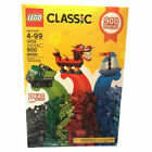 Lego Creative Box 10704 Classic Large 900 Pieces Mixed Colors Sizes  Bricks NEW