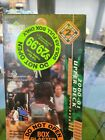 2000-01 Upper Deck Game Jersey Edition Nba Hobby Box SEALED, BASKETBALL 12 pack