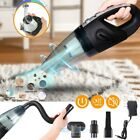 5000Pa Cordless Car Vacuum Cleaner Auto Wet Dry Handheld Duster Rechargeable USA