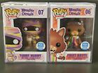 Funko Shop Exclusive Pop Ad Icons Yummy Mummy #07 & Fruit Brute #06 LE 2500