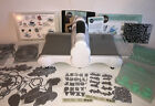 Sizzix 6in Big Shot Embossing Machine With TONS Of Accessories  Dies