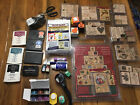 Large Lot Of Stampin Up Assorted Stamp Sets Ink Punch Scissors