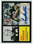 2015 Topps 60th Anniversary Retired Autograph Football Cards 4