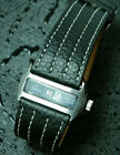 Vintage LANCO Jump Hour Swiss Manual Winding Digital Watch Excellent Condition