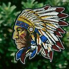 1pc Native Vintage Iron On Patches Custom Size Embroidered Patch Fashion Clothin