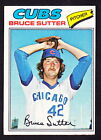 Bruce Sutter Cards, Rookie Card and Autographed Memorabilia Guide 22