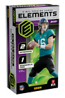 2021 Panini Elements Football Factory Sealed Hobby Box Pre Order Trevor Lawrence