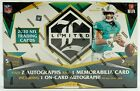 2020 Panini Limited NFL Football Hobby Box NEW Factory Sealed in stock