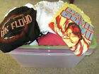 Wholesale Lot Bulk of 50 Rock Band Printed T Shirts All Sizes  Styles NEW