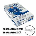 2014-15 Upper Deck SP Authentic Hockey Hobby Box (FACTORY SEALED)