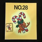 Christmas Embroidery Designs Card 28 Bernina Deco Brother Baby Lock Simplicity