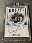 Ray Lewis Rookie Cards and Autograph Memorabilia Guide 25