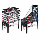 MD Sports Multi Game Combination Table Set Available in Multiple Styles