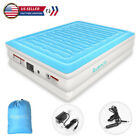 Inflatable Air Mattress Car Bed with Built Raised Airbed Builtin Electric Pump