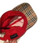 Burberry Golf Hat One Size