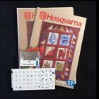Applique Embroidery Designs Card 27 for Husqvarna Viking embroidery Machines