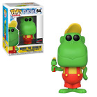 Funko Pop! Ad Icons Mimic the Monkey Pez NYCC Official Sticker Exclusive #64