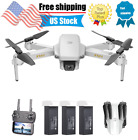 S161 4K HD Drone Foldable Gesture Photos Video RC Quadcopter FPV Toy f Kids S8U3
