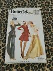 BUTTERICK Sewing Pattern 3246 WILLI SMITH TOP SKIRT Size10 Cut COMPLETE 1888