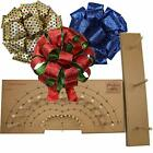 The Hand Bow Maker Large Make Custom 3 Ribbon Bows Holiday Wreaths and More