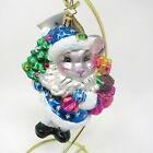 Radko Mouse Christmas Ornament 8 of 400 Limited Edition 2003 Callahans 6