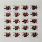 FOREVER STAMPS CONTEMPORARY BOUTONNIERE 5 Sheets of 20 Weddings Thank Yous