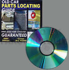 Find ANY Corvette Parts with this CD Guaranteed Directory New Used Part Dealers