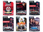 HOLLYWOOD SERIES 32 SET OF 6 PIECES 1 64 DIECAST MODEL CARS BY GREENLIGHT 44920
