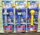 Pez Space Jam A New Legacy, LaBron James, Bugs Bunny, & Tweety Bird On Cards