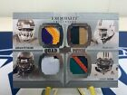 Adrian Peterson, Gore Brown Johnson 2010 UD Exquisite Collection Quad Patch 15