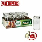 Ball Glass Mason Jars with Lids  Bands Wide Mouth 32 oz 24 Count
