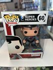 FUNKO POP RED SON SUPERMAN # 60 MIDTOWN COMICS NYC EXCLUSIVE NEW WITH PROTECTOR