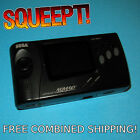 Sega Nomad Console System Recapped TFT LCD Glass Lens SCRATCH  DENT CHEAP